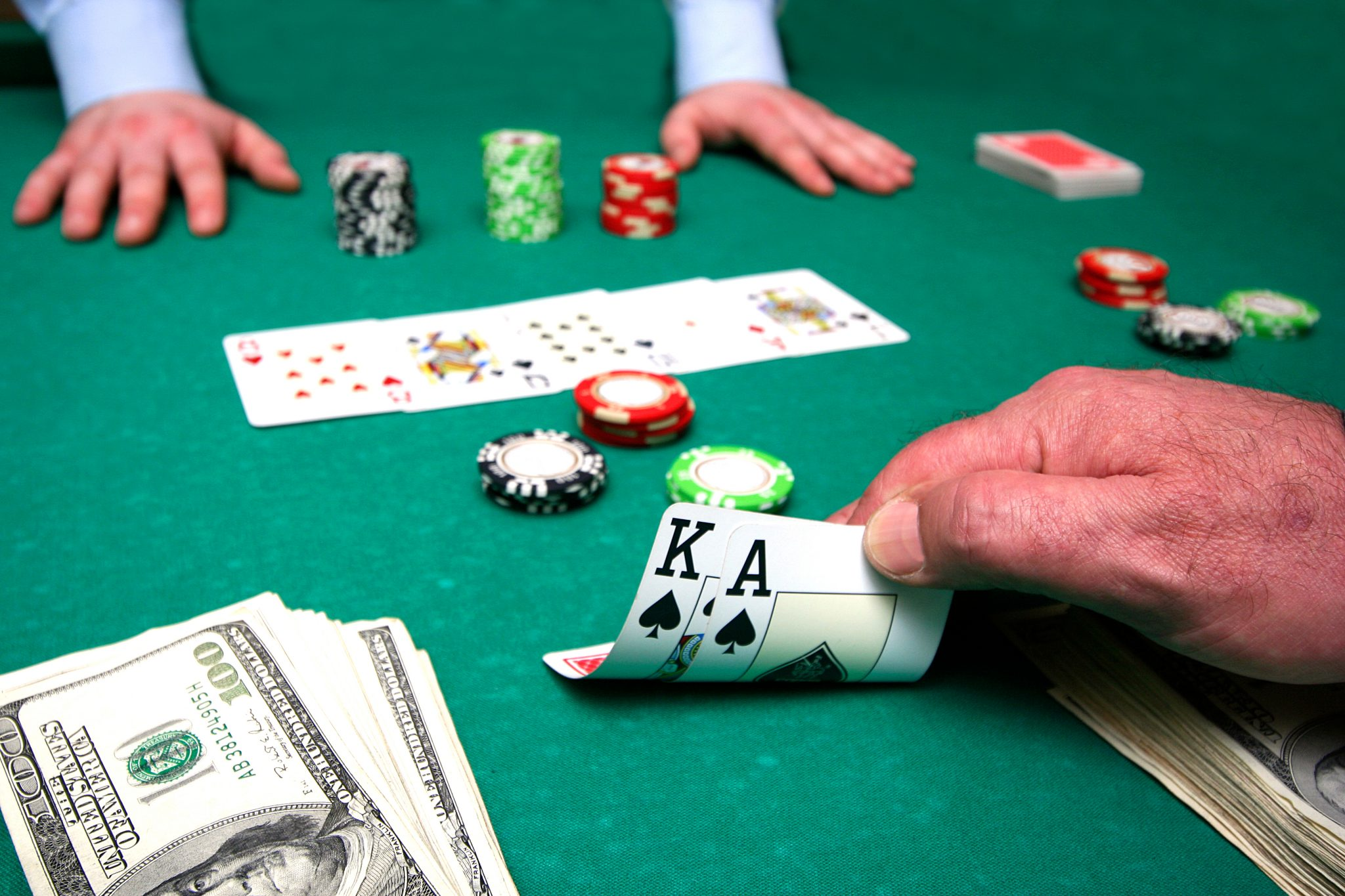 blackjack-spel